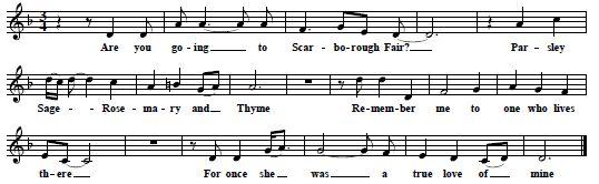 Celtic Woman - Scarborough Fair [Lyrics] - YouTube